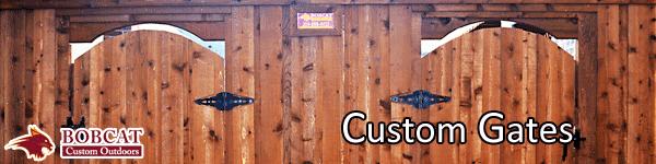 Custom Gates and Custom Cedar Gates