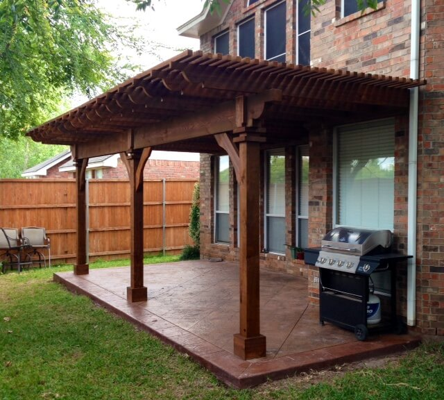 Arbors And Patio Covers