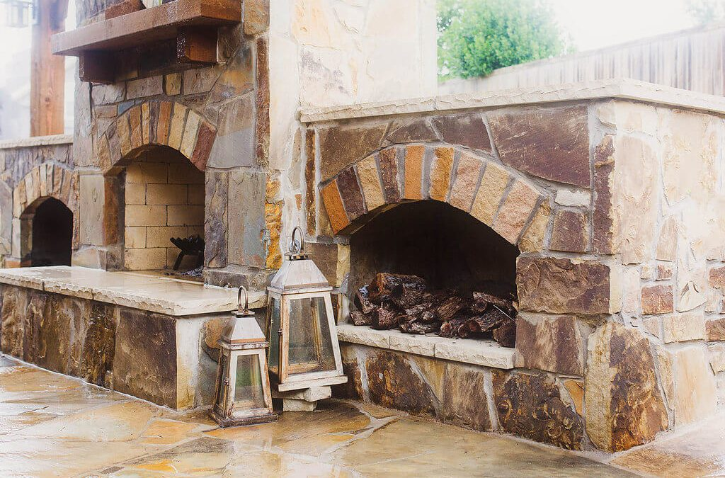 Outdoor Kitchens, Grills, and Fireplaces